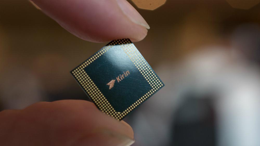 SoC Huawei Kirin