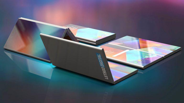 Concepto del nuevo Samsung Galaxy X
