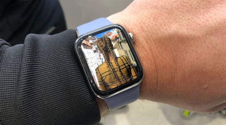 Spotify para Apple Watch