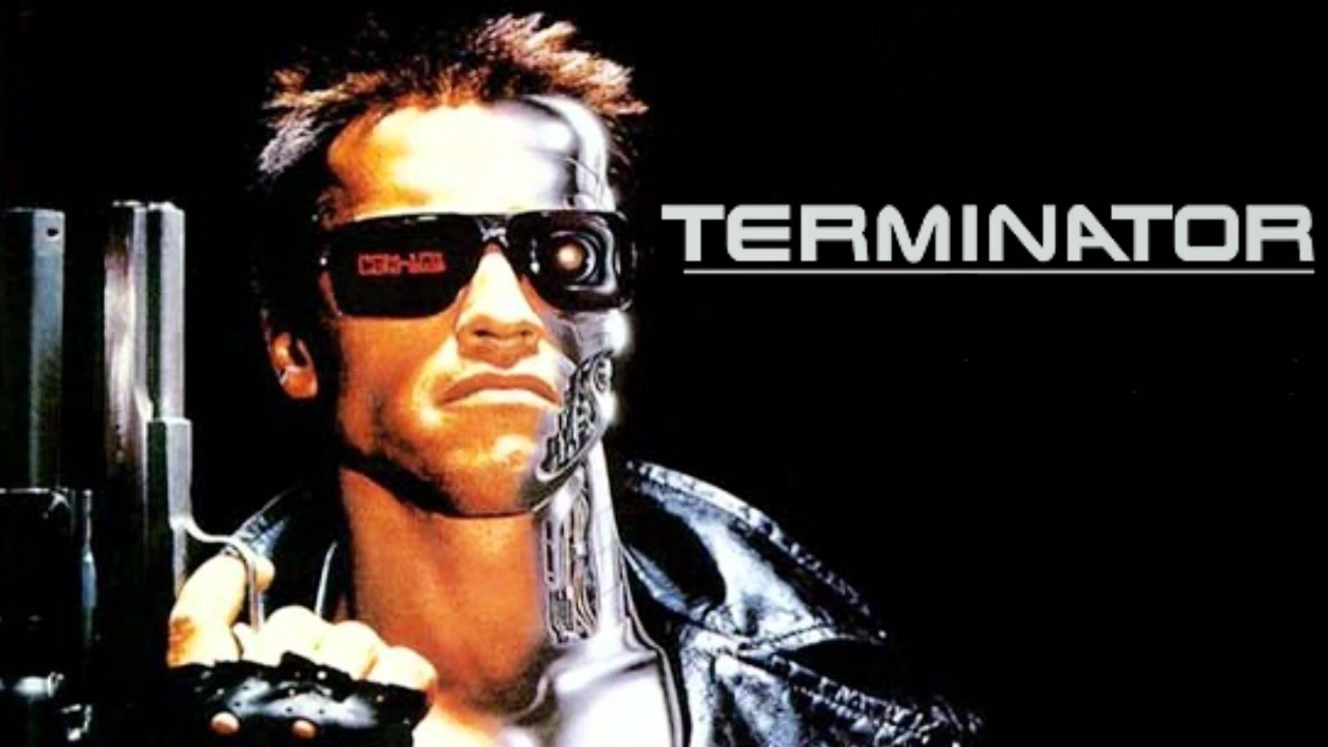 Imagen de la película Terminator