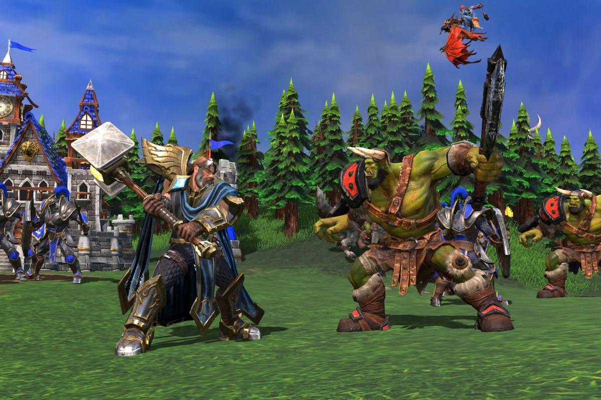 Juego Warcraft