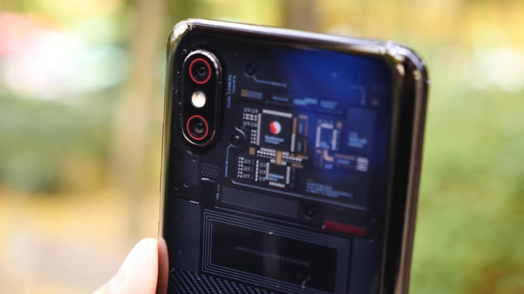 Xiaomi Mi 8 Pro cámara