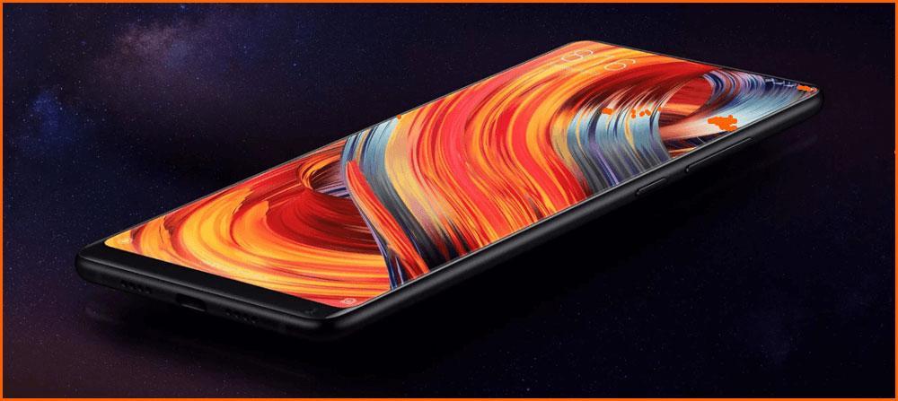 Pantalla del Xiaomi Mi Mix S2