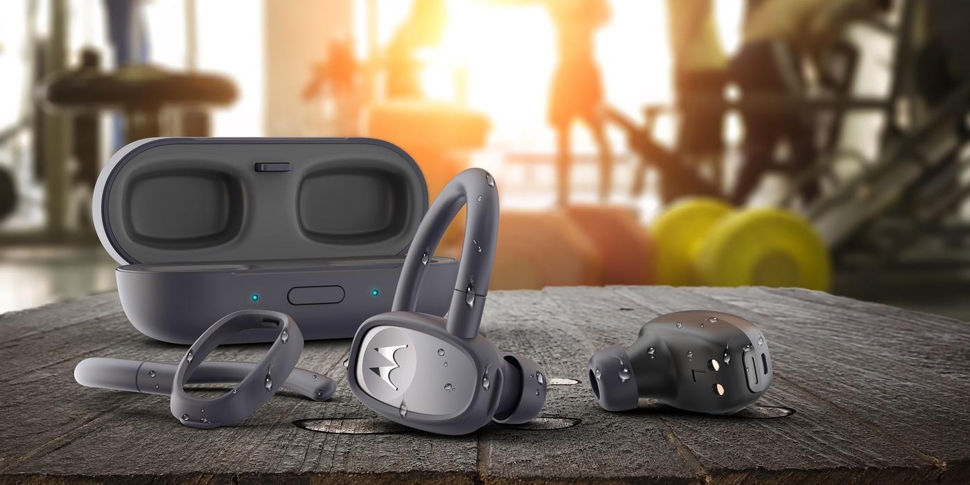 auriculares Alexa de Motorola