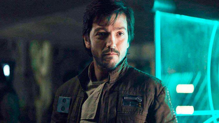 Star Wars confirma el regreso de Diego Luna como Cassian Andor