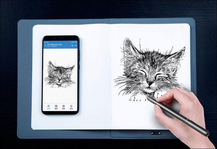 cuaderno de Xiaomi