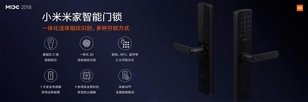 cerradura Xiaomi
