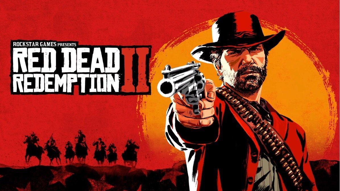 Portada de red dead redemption 2
