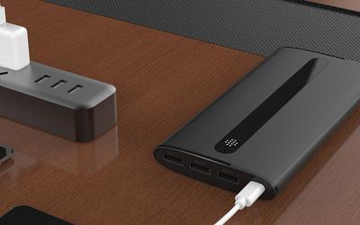 Uso de una batería externa