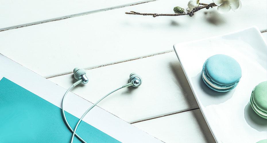 Diseño de los auricualres Xiaomi 1MORE Stylish Dual