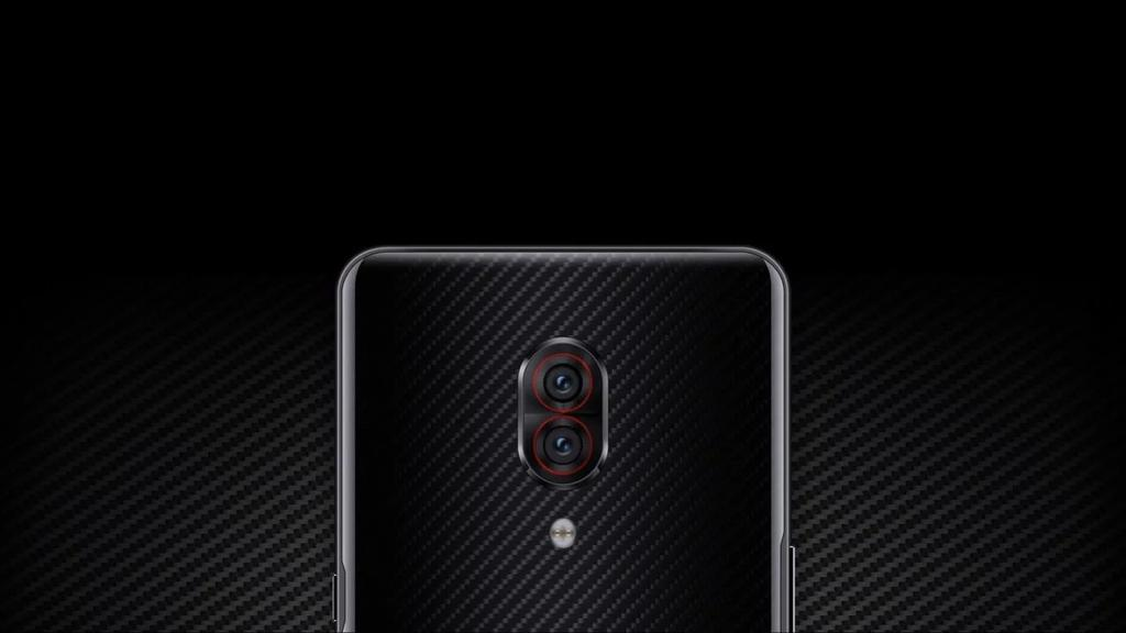 Cámara tarsera del Lenovo Z5 Pro