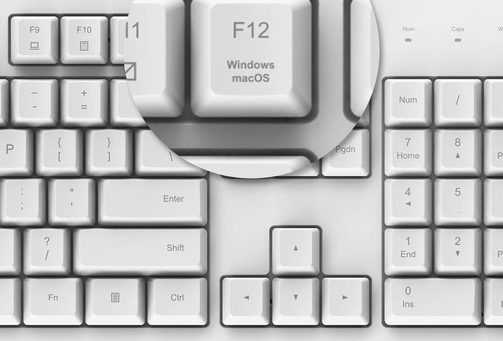 tecla cambio sistema operativo Xiaomi Cherry MX