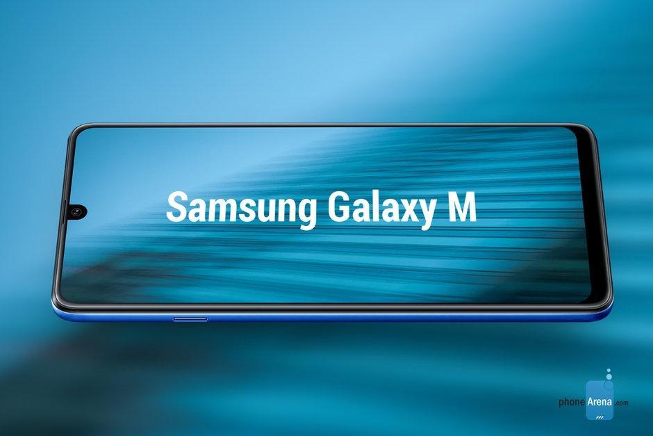 Diseño del Samsung Galaxy M20