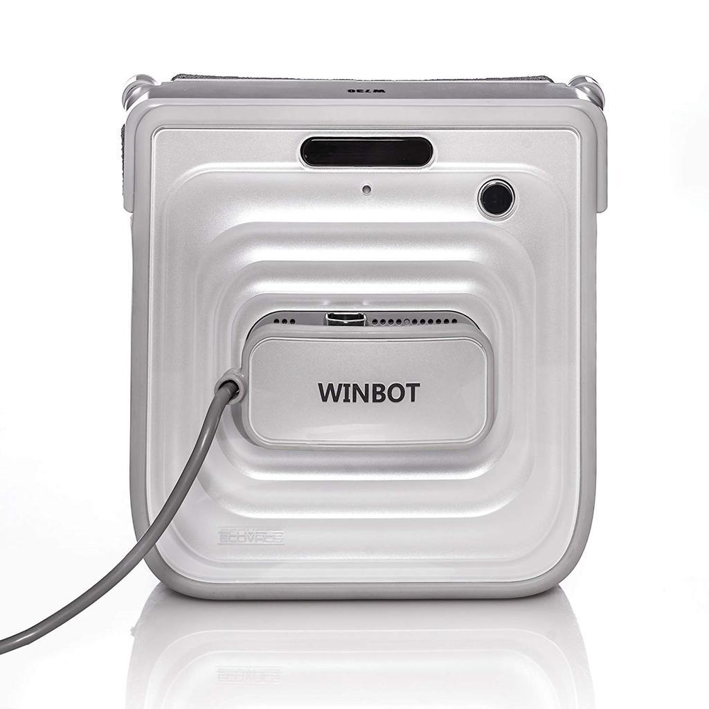 Robot limpiacristales Ecovacs Winbot 730