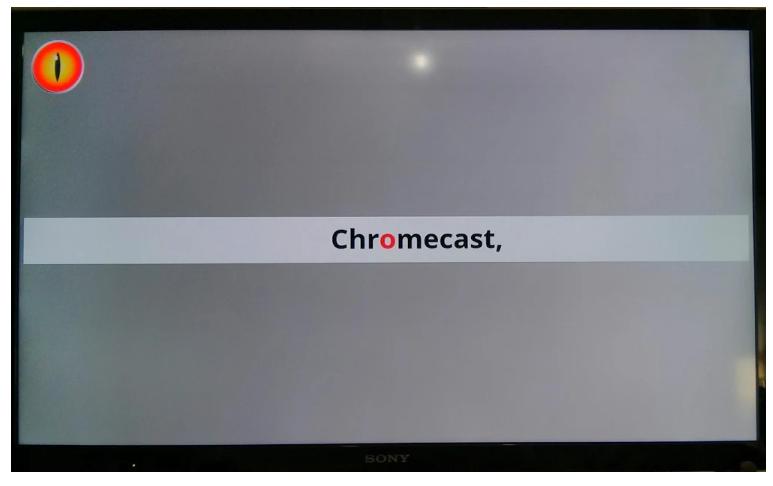 Aplicación A Faster Chromecast