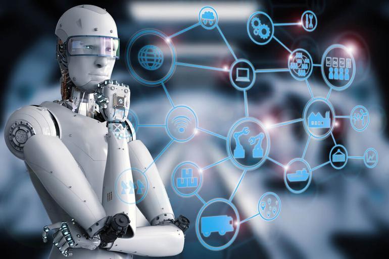 Inteligencia Artificial en robot