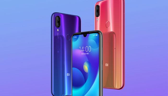 Imagen del teléfono Xiaomi Play