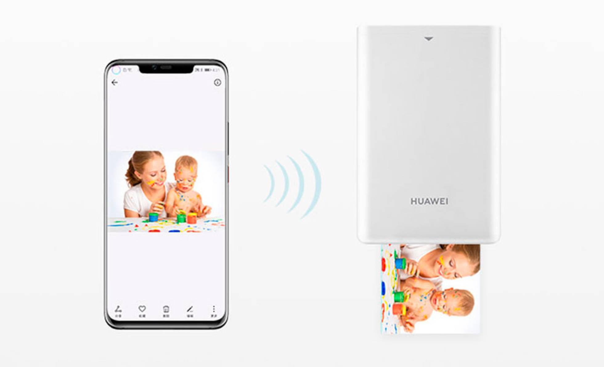 Impresora portátil de Huawei