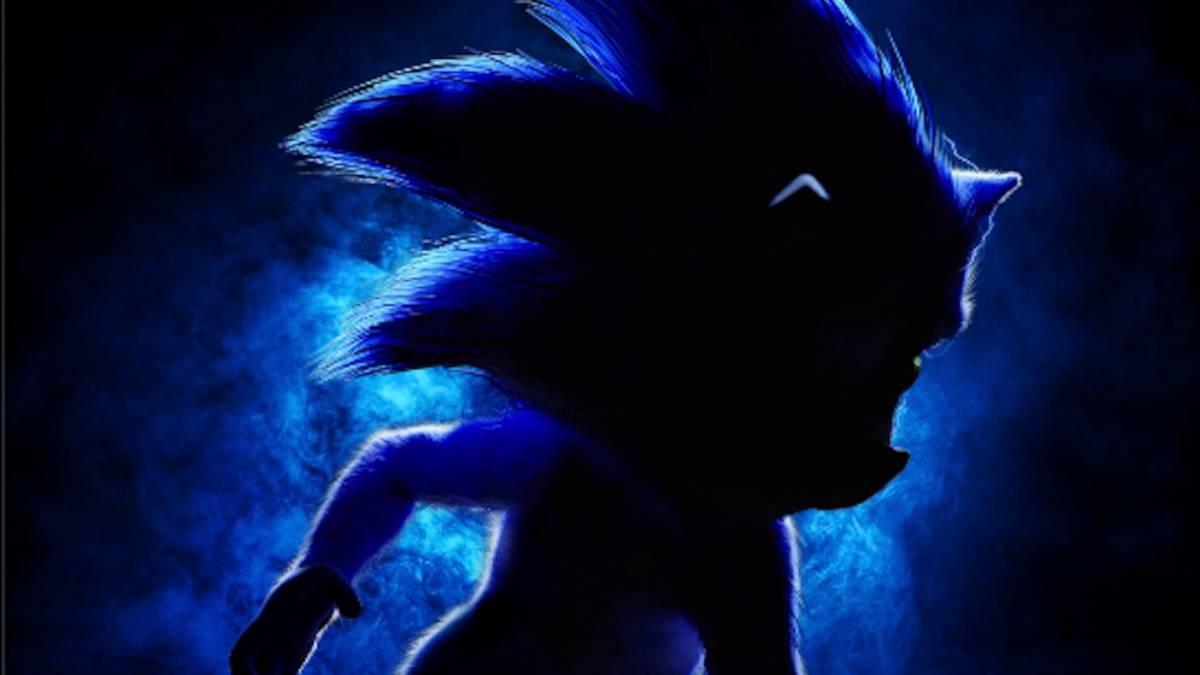 Portada del juego retro Sonic