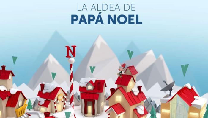 Seguimiento papa Noel NORAD
