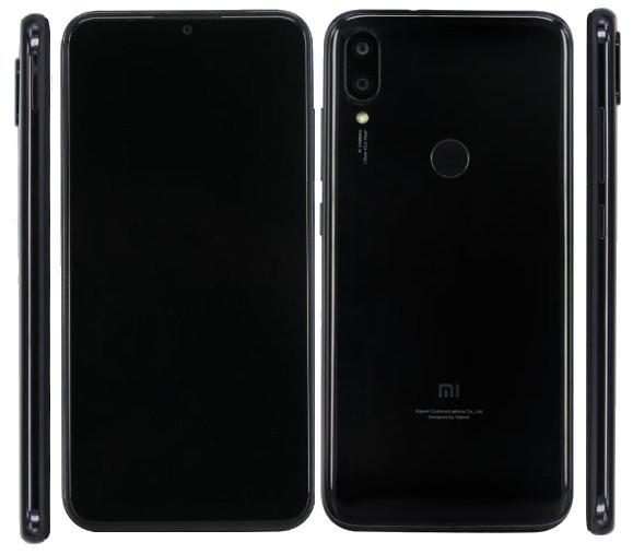Diseño del nuevo teléfono Xiaomi Redmi 2019
