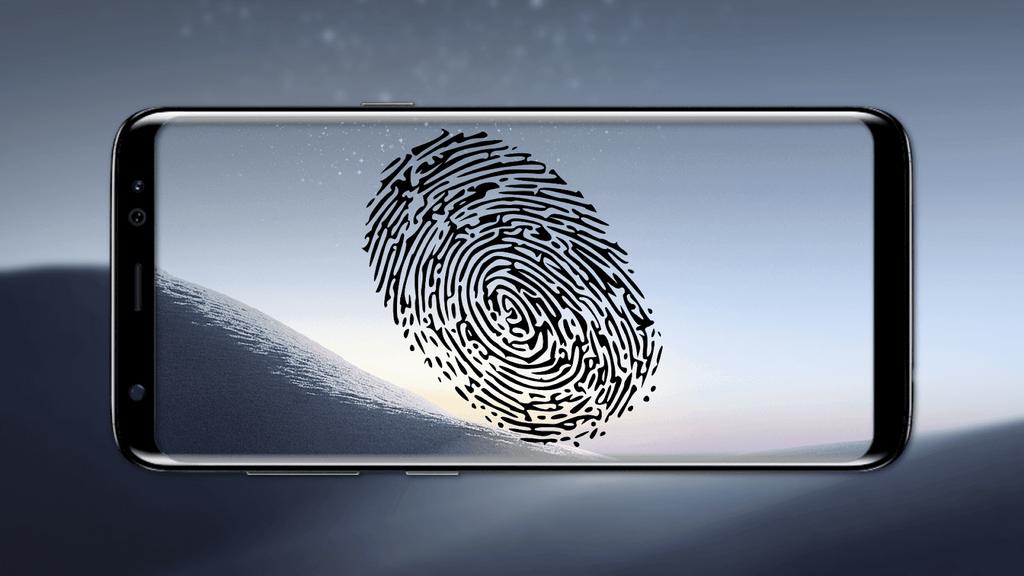 Pantalla del Samsung Galaxy S10