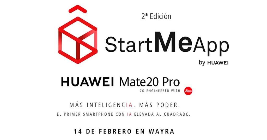 Bases de los premios #StartMeApp