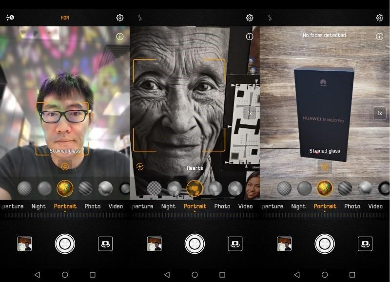 Reconocer objetos cámara Huawei Mate 20 Pro