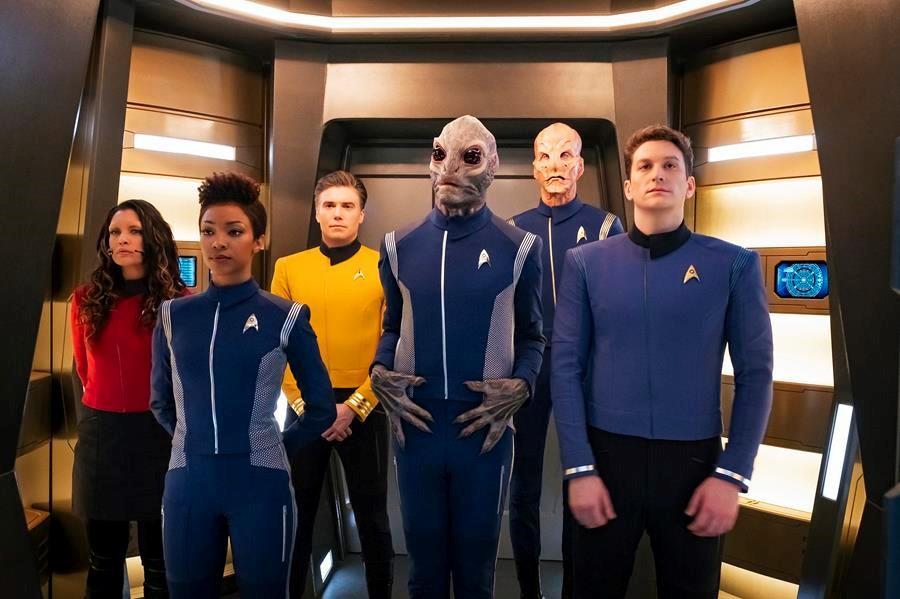 Nueva temporada de Star Trek: Discovery