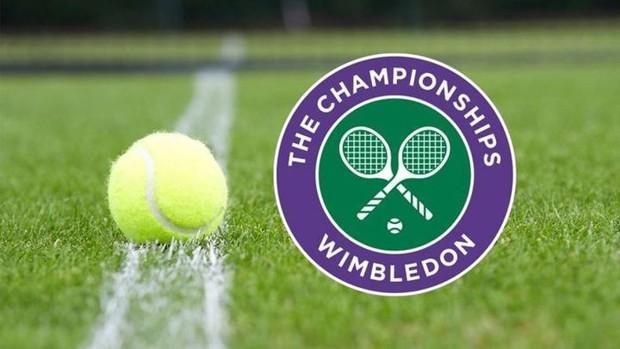 Logotipo del torneo de Wimbledon
