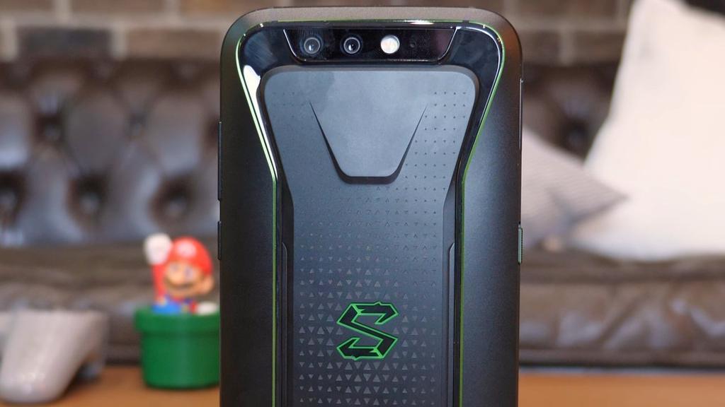 Cámara del Xiaomi Black Shark