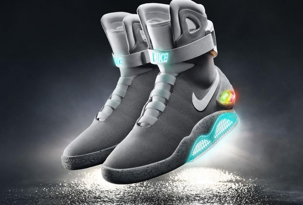 disfraz Rayo Contratado  Nike lanzará en 2019 unas nuevas zapatillas que se atan solas