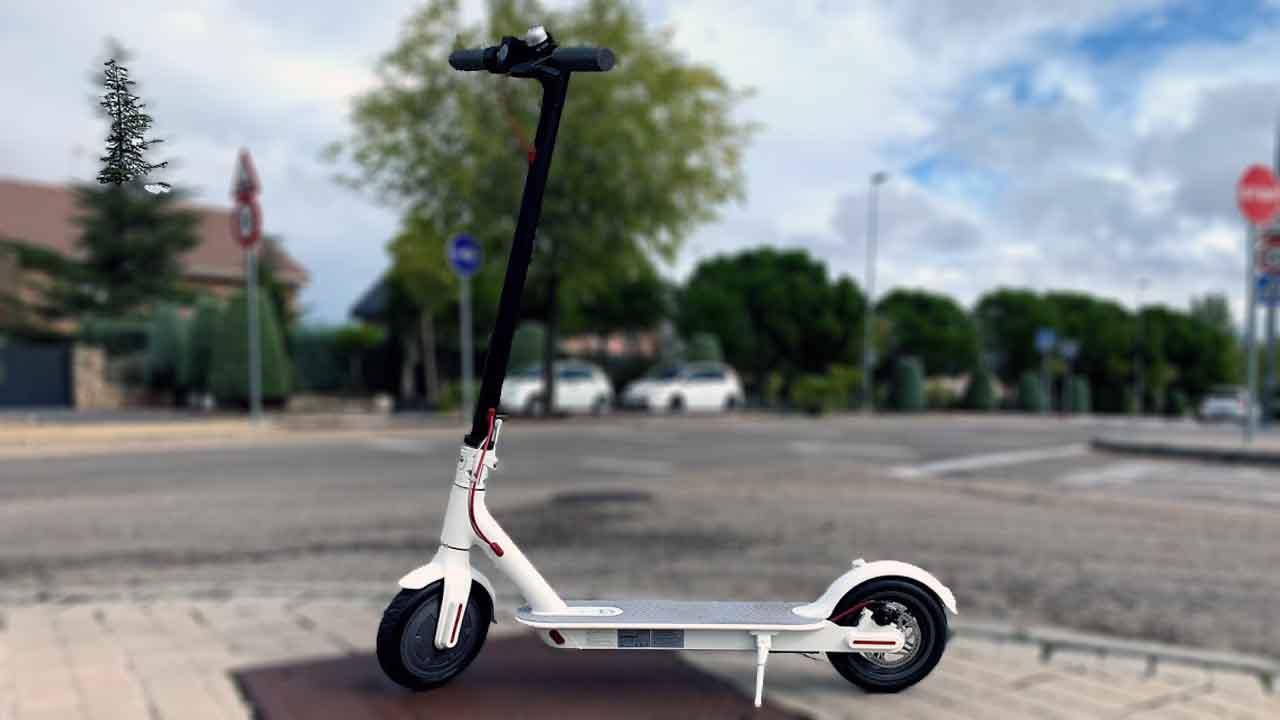 patinete eléctrico de Xiaomi