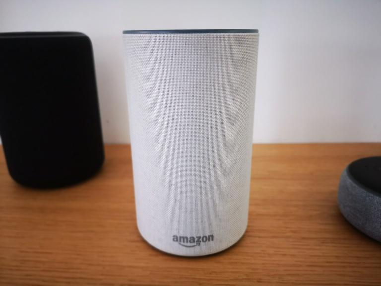 comprar el amazon Echo en Amazon
