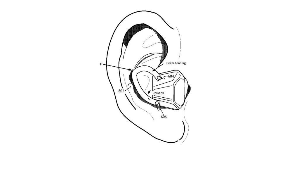 Diseño Airpods nueva patente