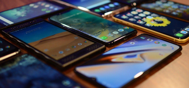 Los mejores móviles   Top 10 smartphones