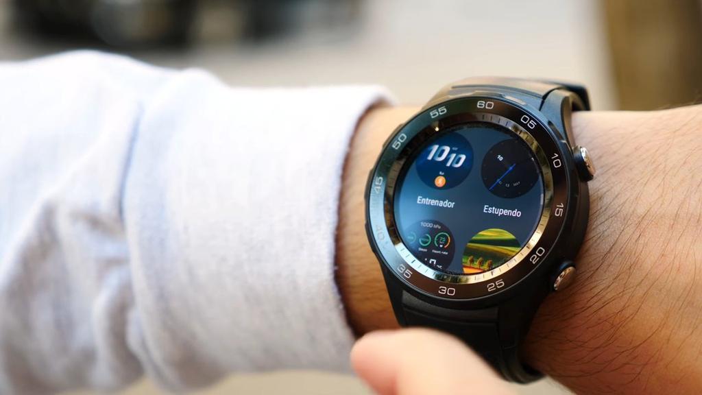 smartwatch Huawei Watch 2