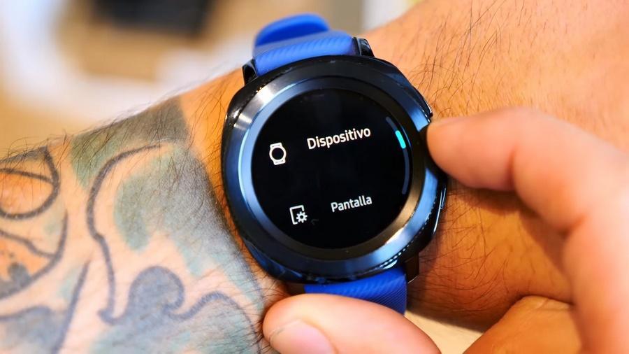 Smartwatch Samsung Gear Sport