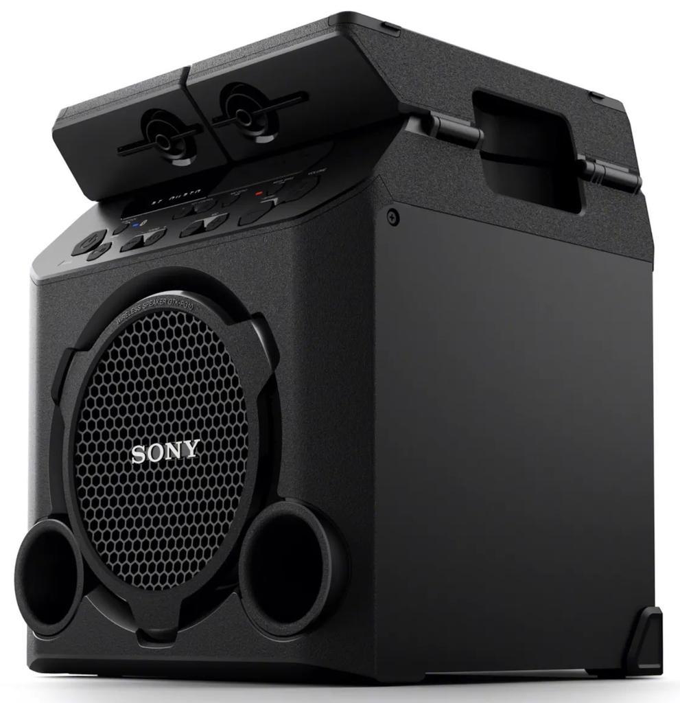 Nuevo altavoz Sony GTK-P10