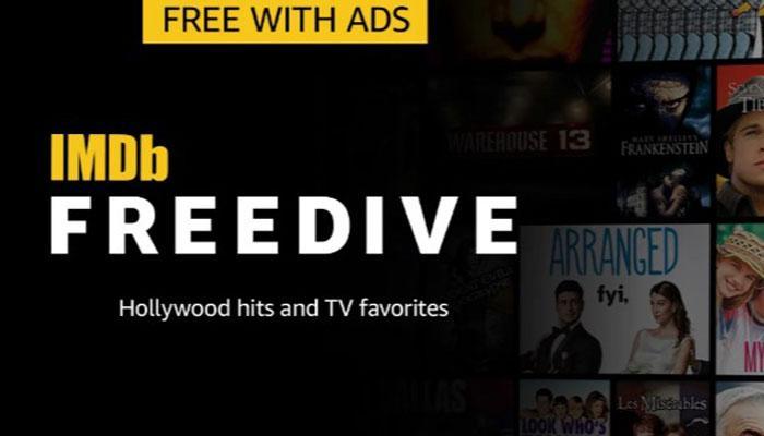 Imagen inicio de IMDb Freedrive