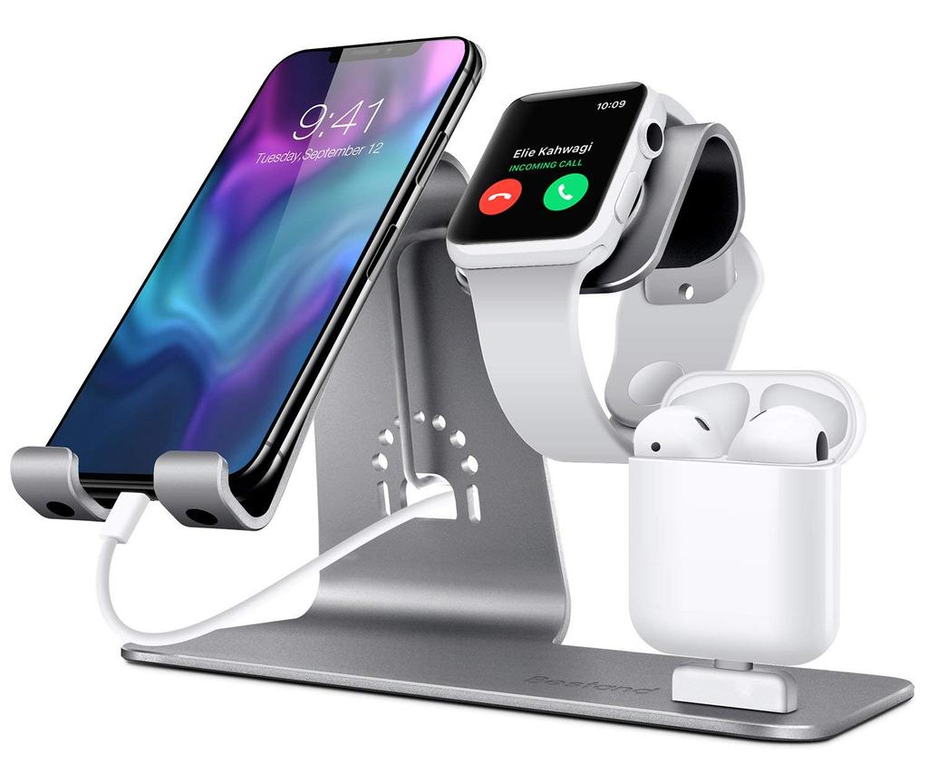 base de carga Apple Energy Stand