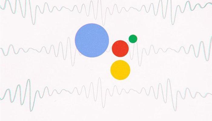 Logotipo del asistente de Google