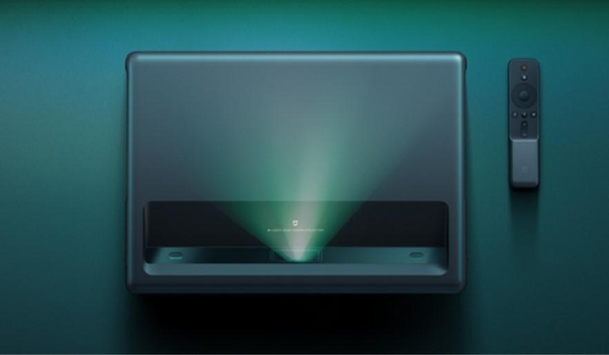 Aspecto del proyector Xiaomi Mijia Laser Projector TV