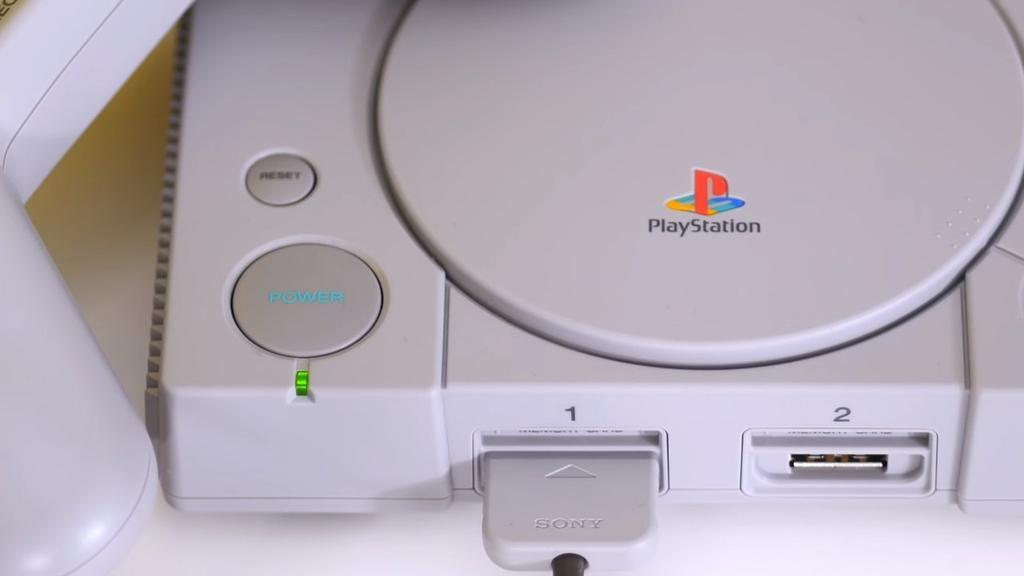 Botones de la PlayStation Classic