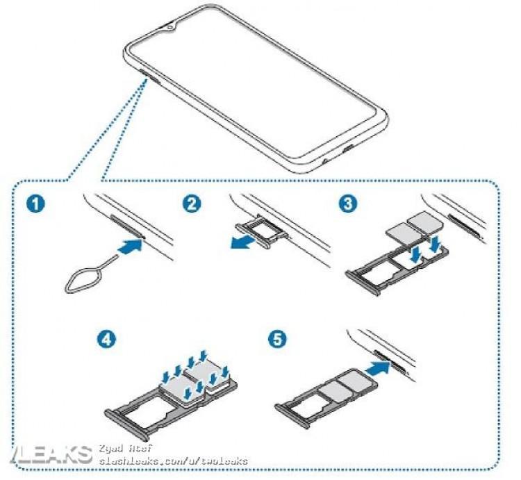 Características del Samsung Galaxy M10