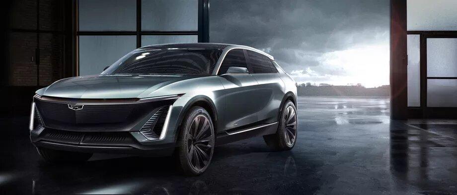 Coche eléctrico de Cadillac