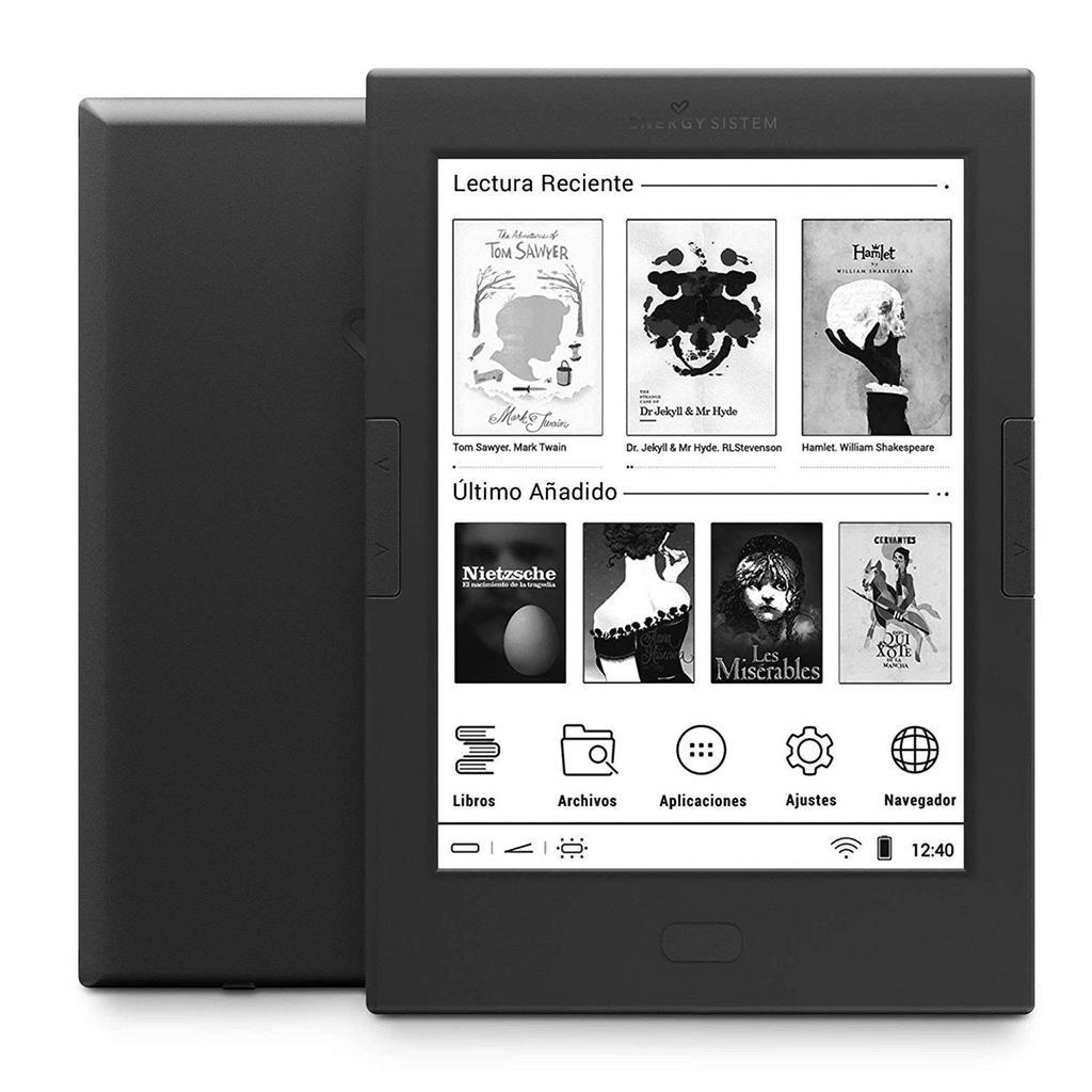 eBook Energy Sistem eReader Pro 4