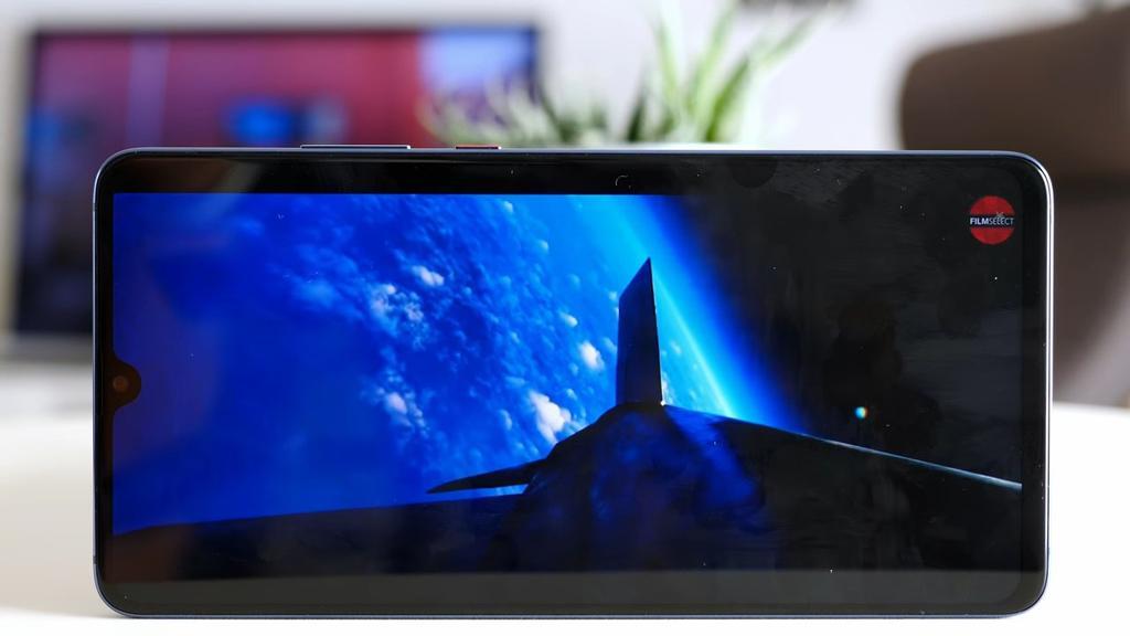 Pantalla del Huawei Mate 20X