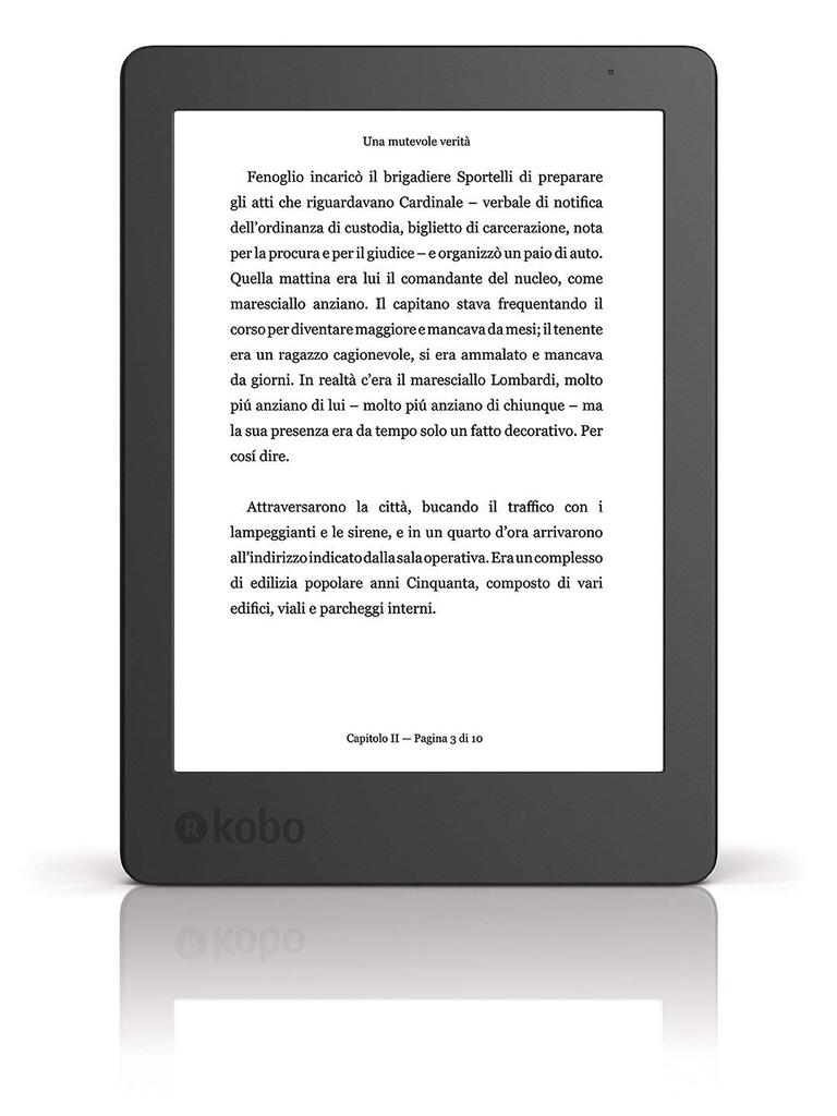 eBook Kobo Aura N236
