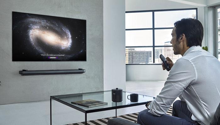 Televisores LG OLED 8K de 2019